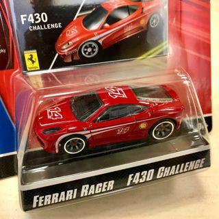 LAST PIECE !!! Hot Wheels Ferrari Racer F430 Challenge