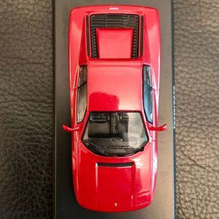 PRICE REDUCED! Kyosho 1/64 Ferrari Testarossa red metallic