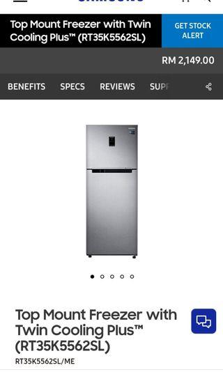 Fridge 450Litre inverter( CLEARANCE SALE)