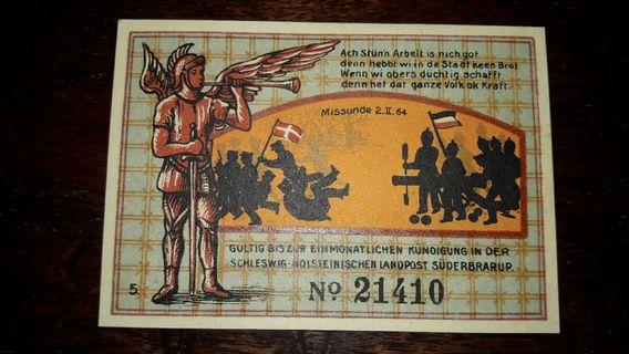 Germany 50 Pfennig in 1920