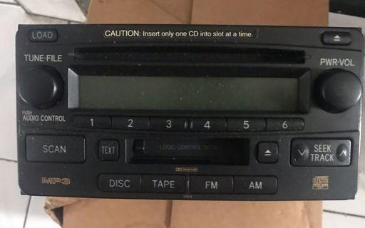 Jual Tape MP3 Original Inova/Fortuner