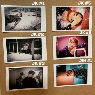 BTS Lomo Cards (Not Official)