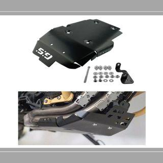 BMW F800GS Engine Skid Plate