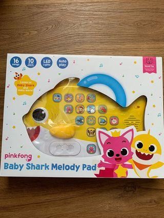 🚚 PINKFONG Baby Shark Melody Pad #fathersday35
