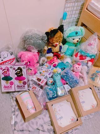 上一批到港商品(2019年5月)可以代購各種日本精品/迪士尼商品