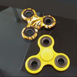 指尖陀螺 Fidget Spinner