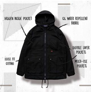 Goopi goopimade EX-T.4L Moutain Jacket 一號