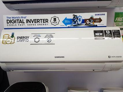 Aircond 1hp (installation & Delivery ) whole malaysia