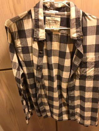 🚚 Abercrombie & Fitch襯衫