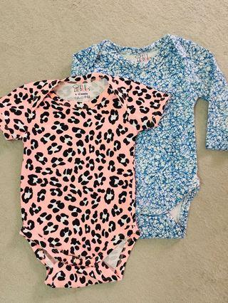 Combo Baby Rompers