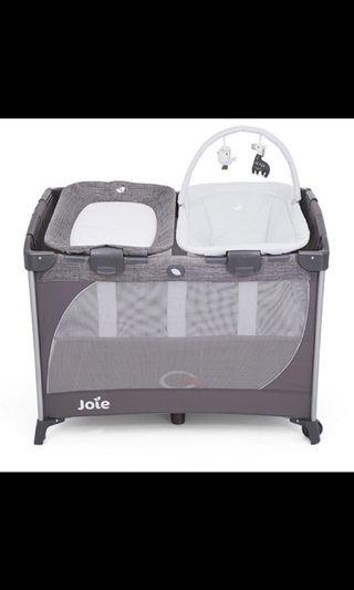 Joie Commuter and Snooze - Box Bayi Joie
