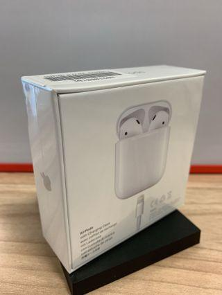 🚚 👋 2019 Apple Airpods 2 Wired Charging *New