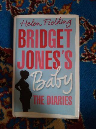 Bridget Jone's Baby The Diaries by Helen Fielding