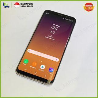 SAMSUNG Galaxy S8 64GB Gold [Preowned]