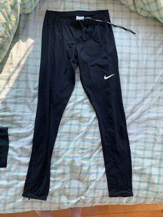 Nike Dry fit tight (女裝) (Size: M)