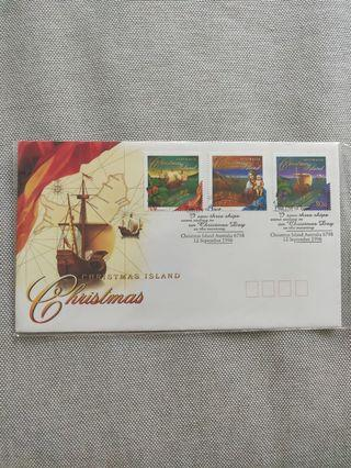 🚚 Christmas island - Australia - First Day Cover