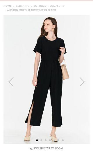 BNWT The Closet Lover Alisson Jumpsuit