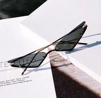 🚚 Retro old school rock punk shades / sunglasses