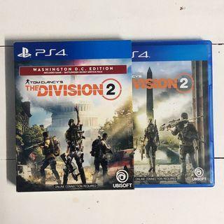 The Divisions 2 Washington D.C Edition