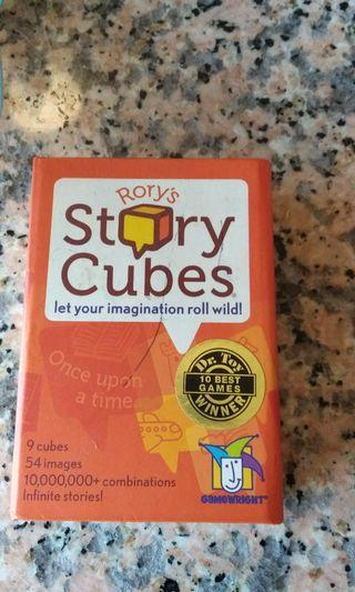 🚚 Rory's Story Cubes