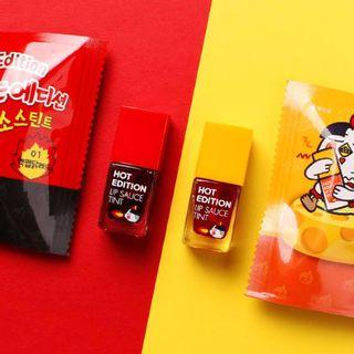 Samyang x Tony Moly Hot Edition 01 Lip Tint