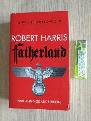 英文小說 Fatherland ISBN 9780099576570 Robert Harris