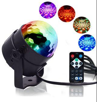 LED Party Light (with Remote Control)