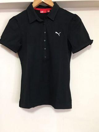 Mint Condition, Almost New, Authentic Ladies Puma Polo Shirt