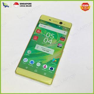 SONY Xperia XA Ultra 16GB Lime Gold [Preowned]