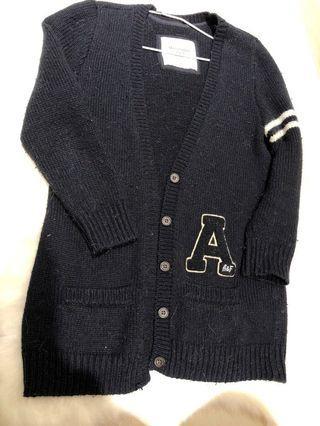 🚚 A&F針織毛線外套