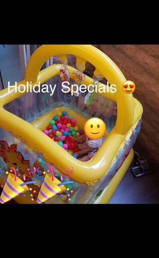 500 sensory plastic colourful balls for play pen ball pit