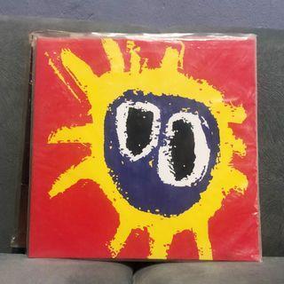 Vinyl Primal Scream Screamadelica ( Piringan Hitam )