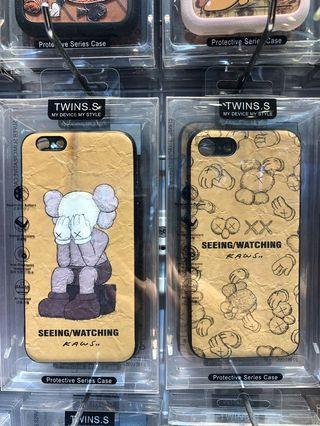 iPhone 6s/7/8/7plus/8plus Case (Kaws)