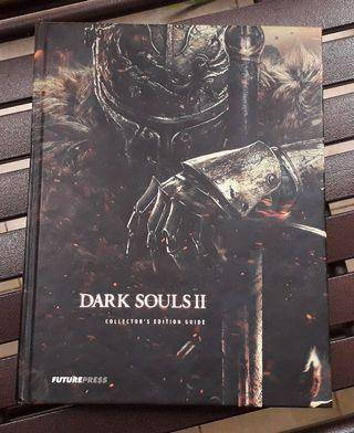 Dark Souls 2 Collector's Edition Guide Book