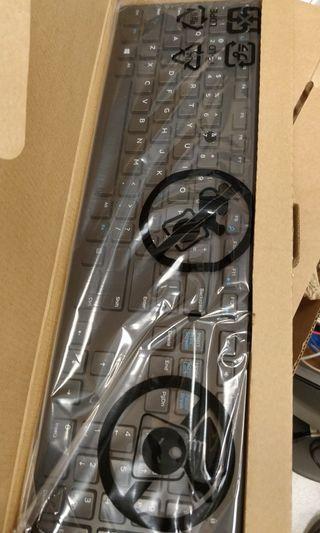 Dell 全新keyboard