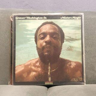 Vinyl Grover Washington, Jr. - Mister Magic ( Piringan Hitam )