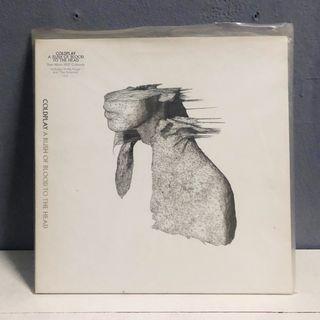 Vinyl Coldplay - A Rush Of Blood ( Piringan Hitam )