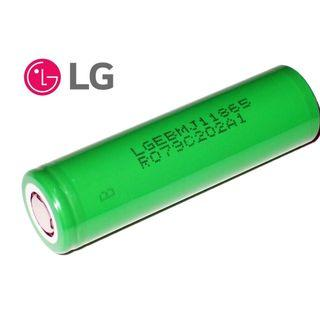100% LG MJ1 3500mAh, 10A 18650 Rechargeable Battery