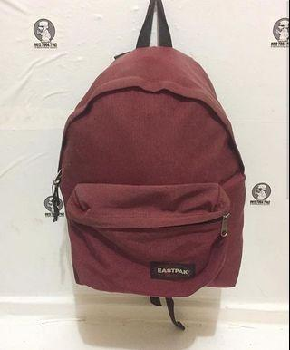 Tas eastpak ori second maroon