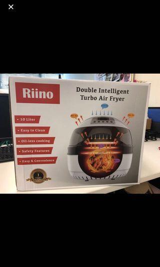 Riino Intelligent Turbo Air Fryer