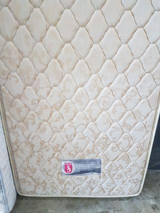 Single foam mattress seahorse