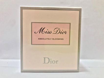 全新Miss Dior Absolutely Blooming EDP 香薰 100ml