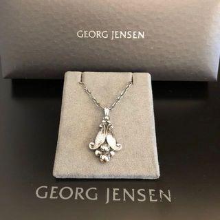 喬治傑森 GEORG JENSEN 1993年度項鍊復刻版 純銀限量正品
