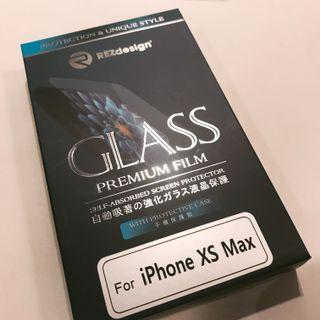 iPhone 玻璃貼 送手機保護殻 screen protector