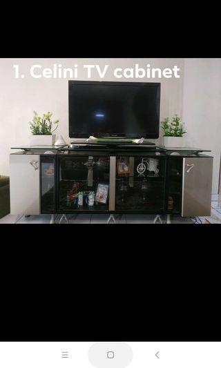 Celini TV Rack