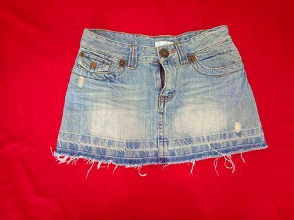 Ladies skirt and dressee