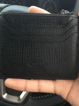 (PRICE REDUCED)TODS Authentic Card/Coin Mini Wallet