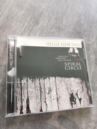 Helge Lien Trio–Spiral Circle
