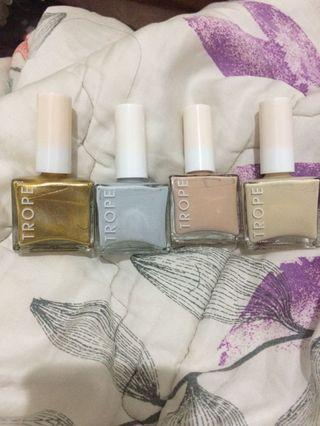 Trope nail polish
