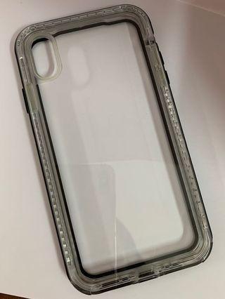 Lifeproof Iphone xs max bumper casing